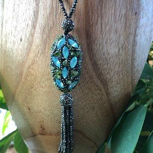 Jewelry - Tassel long necklace